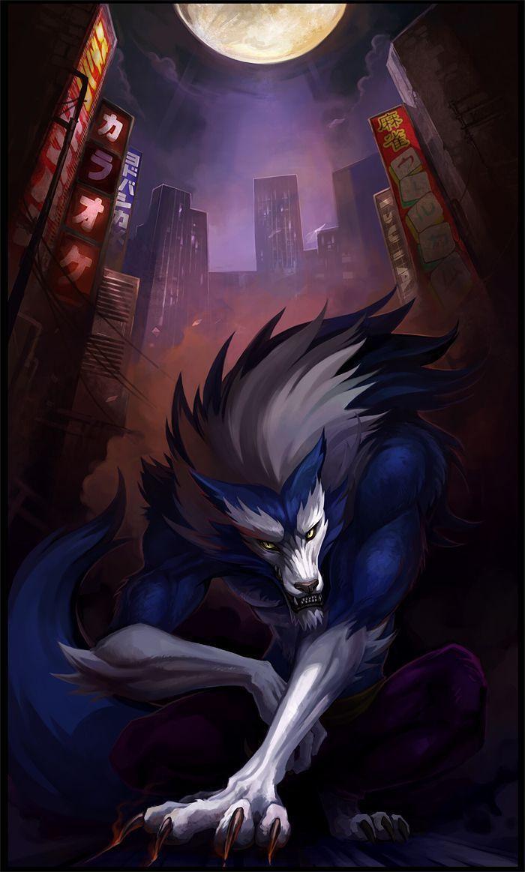 Картинки мультяшные волки