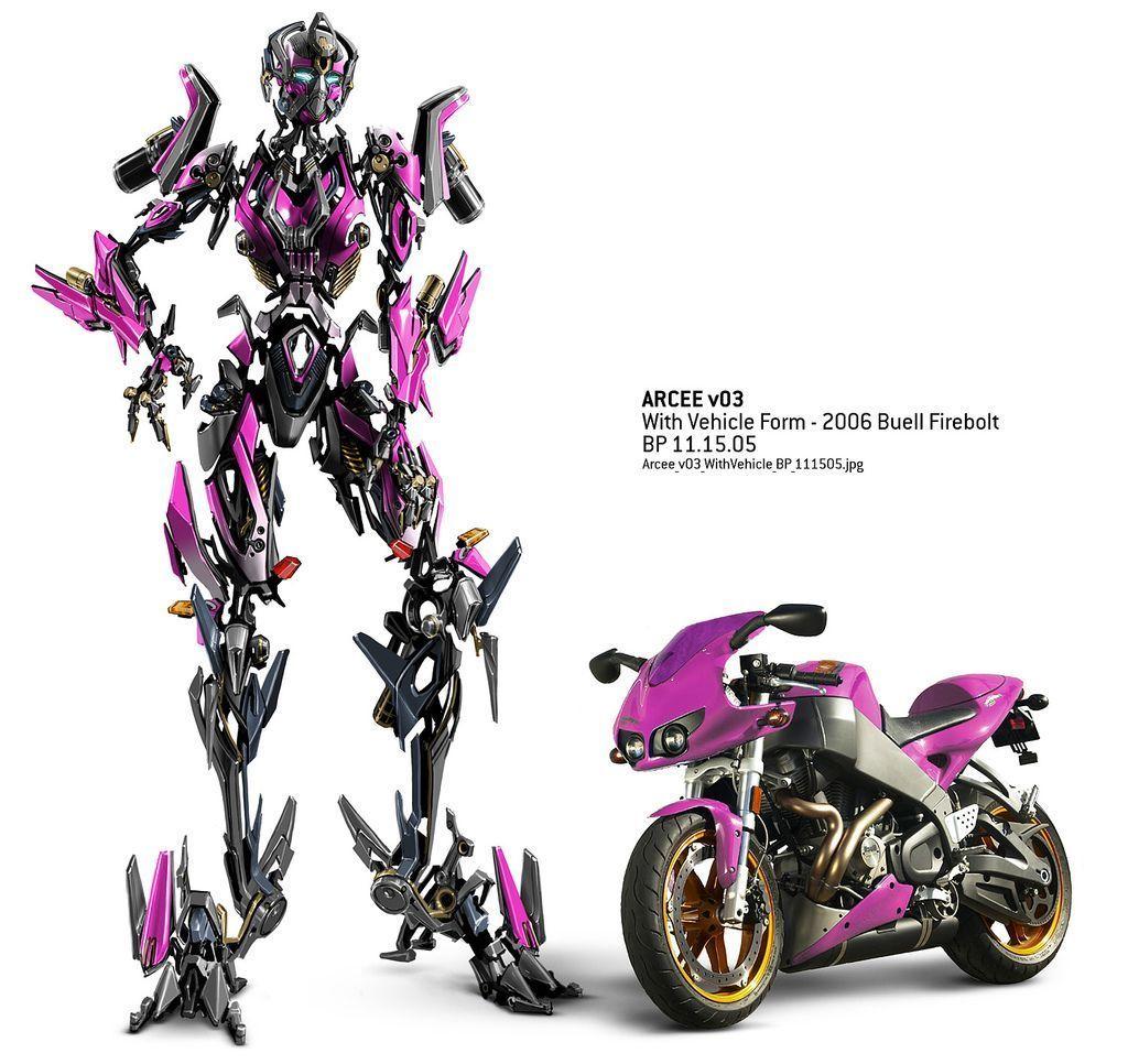 Rub Transformers 4